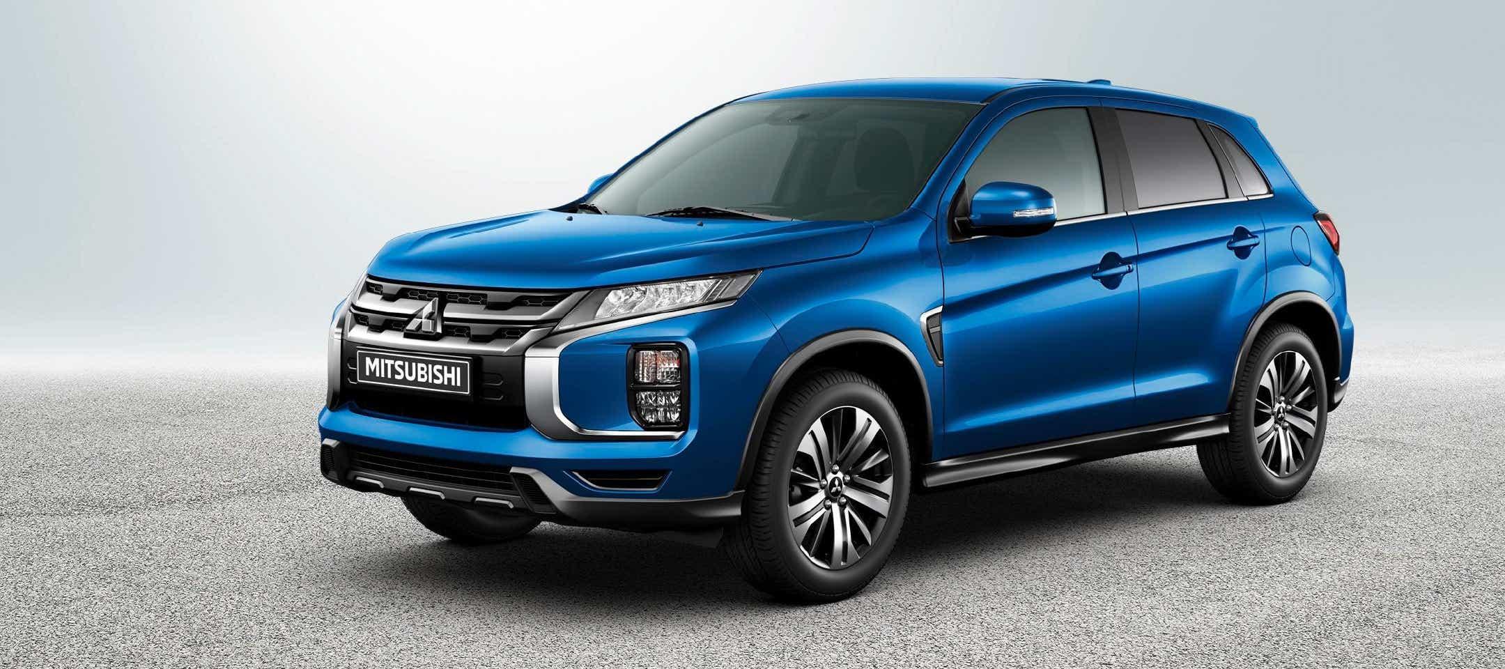 Mitsubishi Asx Redesign and Concept