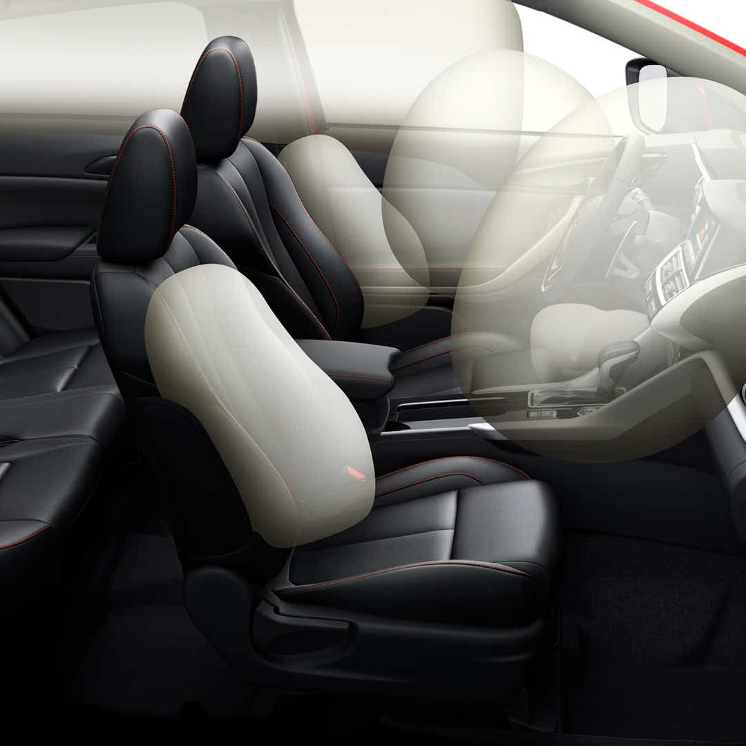 eclipse cross airbags
