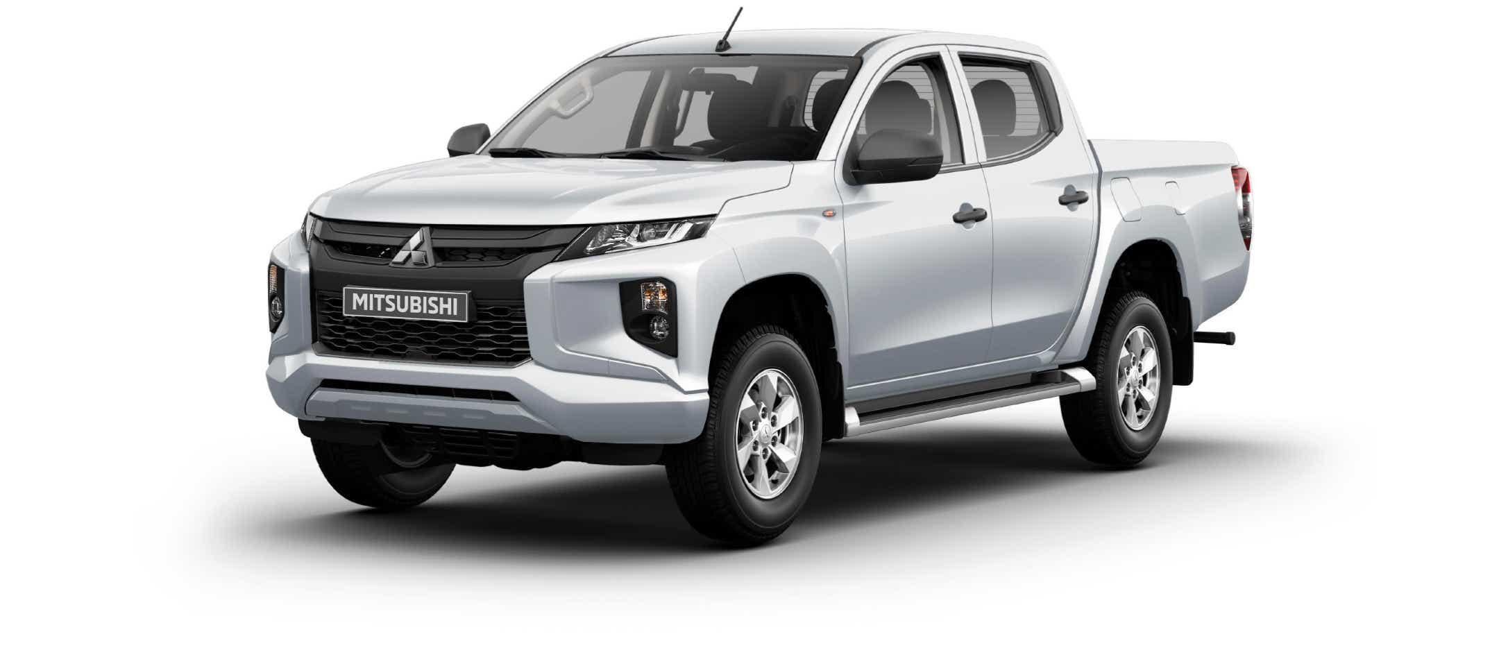 2020 Mitsubishi L200 Concept